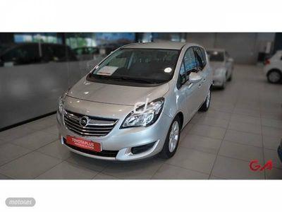 usado Opel Meriva 1.7CDTI 110CV EXCELLENCE AUTO