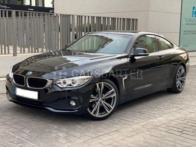 usado BMW 420 Serie 4 dA Coupé
