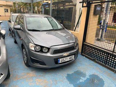 usado Chevrolet Aveo 1.4 16v LT Aut.