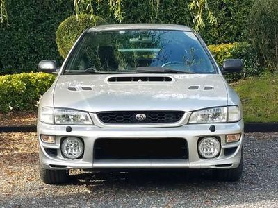 usado Subaru Impreza 2.0 GT Turbo AWD