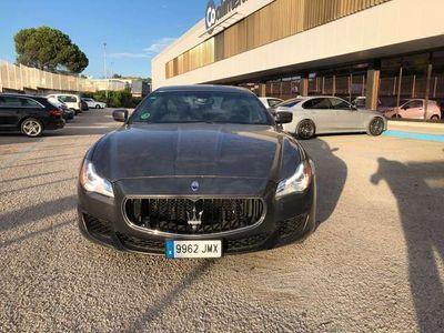 usado Maserati Quattroporte Diesel Aut.