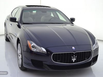usado Maserati Quattroporte -