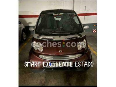 usado Smart ForTwo Cabrio 45 Passion Aut. 61 cv en Valencia