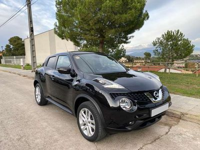 usado Nissan Juke 1.5dCi N-Connecta-navi-camara
