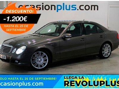 used Mercedes E220 ClaseBE Aut. (9.75)