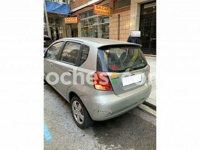 usado Chevrolet Kalos 1.4 16v Sx 94 cv en Cantabria