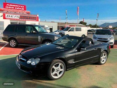 usado Mercedes SL500 SL