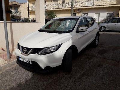 used Nissan Qashqai 1.6dCi Acenta 4x4-i