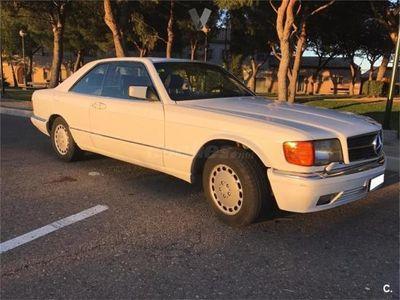 usado Mercedes 420 560sec 2p. -86