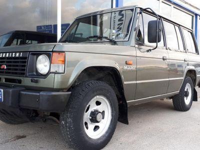 usado Mitsubishi Montero Largo 2.5 Tdi GLX
