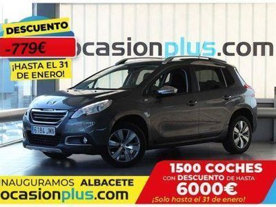 usado Peugeot 2008 1.6 BlueHDI Style (100CV)