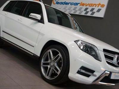 usado Mercedes GLK220 GLK 220CDI BE 170CV