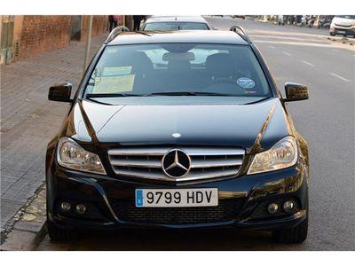 usado Mercedes C200 Estate CDI BE Edition