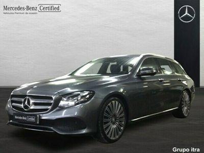usado Mercedes E250 Estate Avantgarde