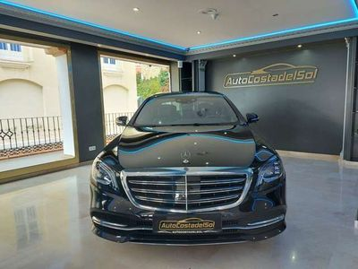 usado Mercedes S350 d 4Matic 9G-Tronic
