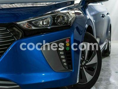 usado Hyundai Ioniq Hev 1.6 Gdi Klass Nav 141 cv en Cadiz