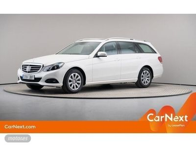 usado Mercedes 250 Clase E E Estate7G Plus