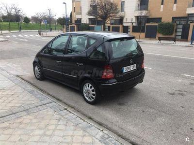usado Mercedes A170 Clase ACdi L Avantgarde 5p. -03
