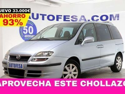 usado Fiat Ulysse 2.2 JTD 128cv Emotion 7 Plazas 5p del 2004