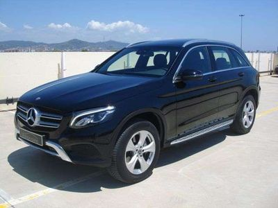 usado Mercedes GLC250 d4Matic Aut.