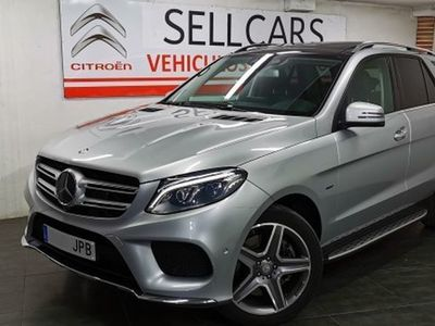 usado Mercedes GLE500 Clasee 4Matic