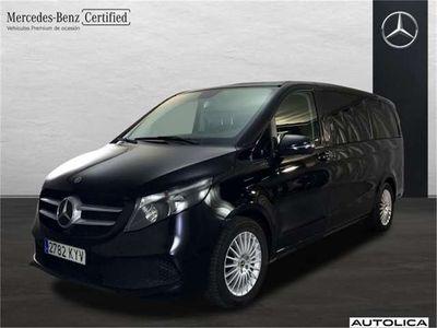 usado Mercedes V220 Clase V220dLargo Avantgarde 7G Tronic