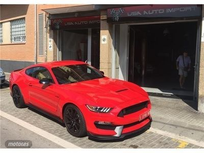 gebraucht Ford Mustang Shelby GT350 en STOCK