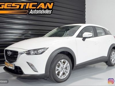 usado Mazda CX-3 2.0 SKY GE iEl Lux Wh Trav 4WD AT