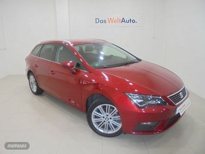 gebraucht Seat Leon ST 1.4 TSI 110kW ACT StSp Xcellence Adv