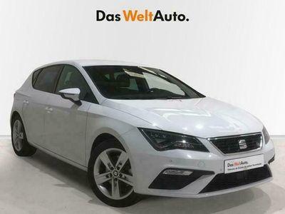usado Seat Leon ST 1.5 TSI S&S FR Fa Edition 110 kW (150 CV)