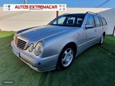 usado Mercedes E320 Clase ECDI CLASSIC AUTO
