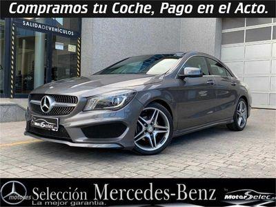usado Mercedes CLA200 ClaseAMG Line