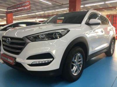 usado Hyundai Tucson 1.7 CRDI 85KW 115 CV BD KLASS