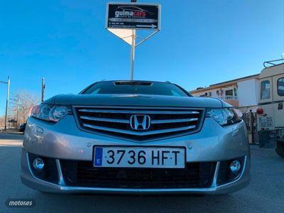 usado Honda Accord TOURER 2.2 iDTEC 180 CV Luxury