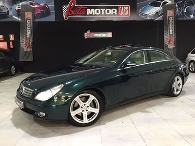 usado Mercedes CLS500 Clase