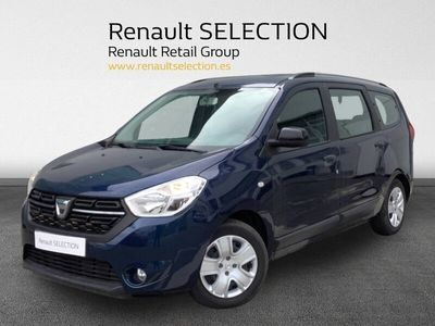 usado Dacia Lodgy LODGY1.5Blue dCi Comfort 7pl. 70kW