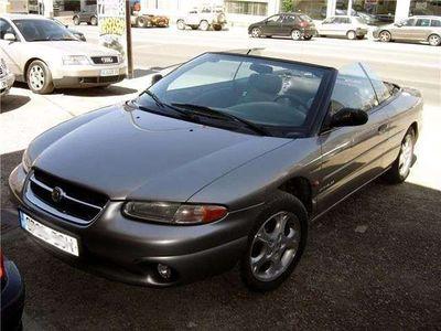 usado Chrysler Stratus Cabrio 2.0 LE