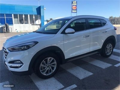 gebraucht Hyundai Tucson 1.7CRDI BD Tecno Sky DT 4x2 141