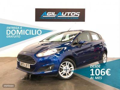 usado Ford Fiesta 1.0 EcoBoost 100cv Trend 5p