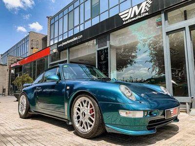 usado Porsche 911 Carrera 964Coupé