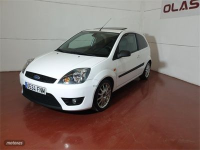 used Ford Fiesta 1.6 TDCi Sport Coupe