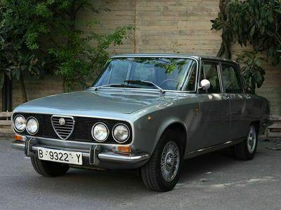 usado Alfa Romeo 2000 Berlina 1973