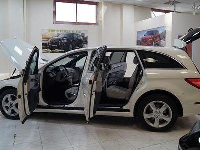 usado Mercedes R350 Clase RBluetec 4matic L 5p. -12