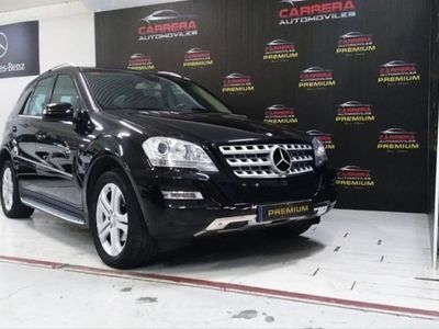 usado Mercedes ML300 Clase MCDI 4M Blue Efficiency