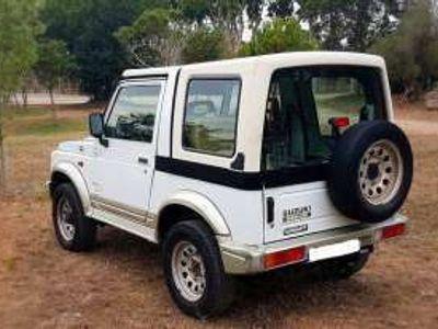 usado Suzuki Samurai Diesel