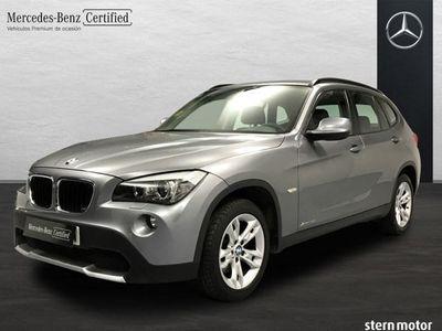 gebraucht BMW X1 xDrive 20dA