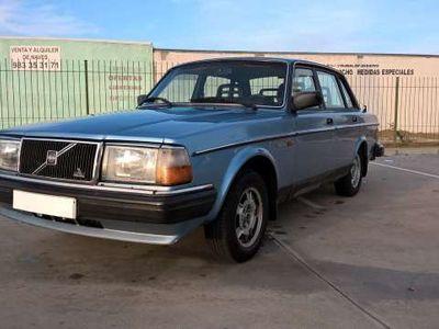 usado Volvo 240 244 2.4 Diesel GL
