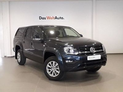 usado VW Amarok 3.0 TDI Premium Connectable 4Motion 150 kW (204 CV)
