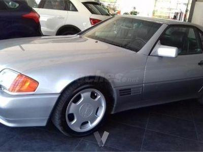 usado Mercedes 500 500Sec 2p. -92