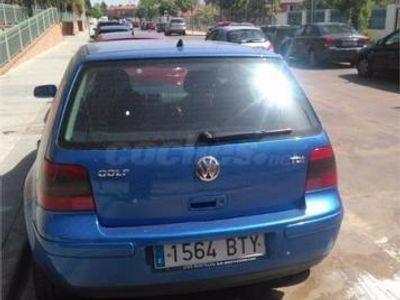 usado VW Golf 1.9 Tdi 25 Aniversario 110cv 5p. -02